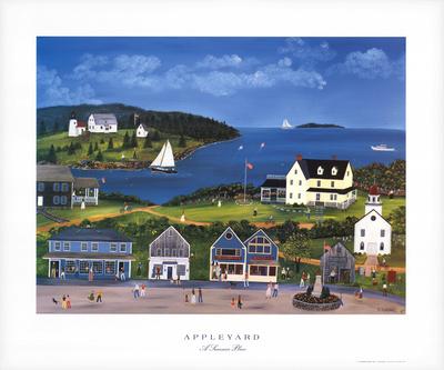 Summer Place Prints by Barbara Appleyard