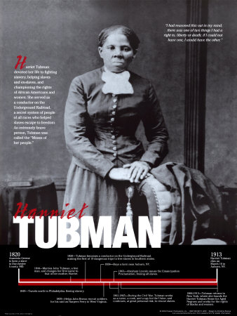 Harriet Tubman Prints