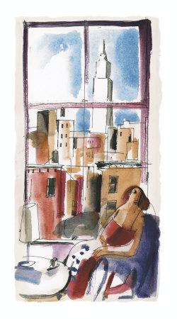 Apartamento En Manhattan Limited Edition by Didier Lourenco
