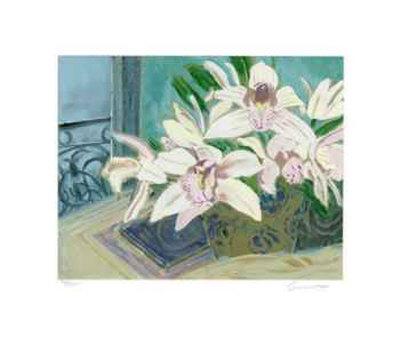 Petite Fleur Suite III Collectable Print by Ellen Gunn