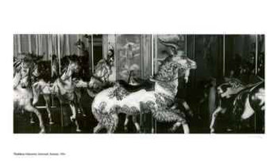 Carousel, Kansas Limited Edition by Thaddeus Holownia