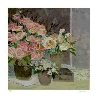 Floral Sensation Limited Edition by Ellen Gunn