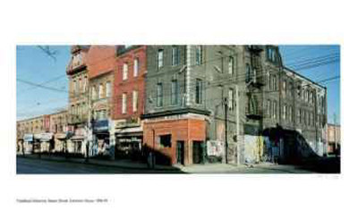 Queen Street, Cameron House Collectable Print by Thaddeus Holownia