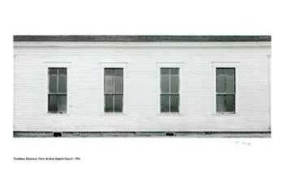 Point de Bute Baptist Church Limited Edition by Thaddeus Holownia