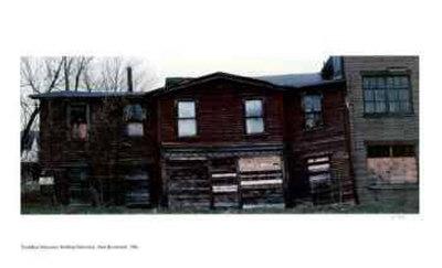 Building Peticodiac, New Brunswick Limited Edition by Thaddeus Holownia
