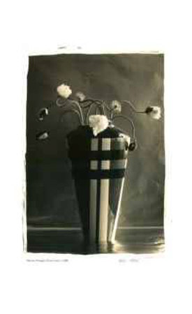Flower Vase I Limited Edition by Adriene Veninger