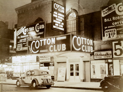 The Cotton Club, 1936 Reproduction d'art