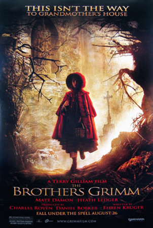 The Brothers Grimm Posters