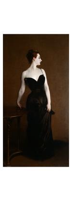 Madame X Giclee Print by John Singer Sargent