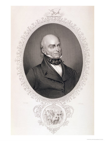 John Quincy Adams (1767-1848) from