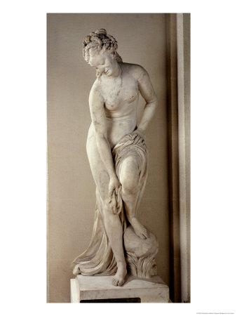 Venus Entering Her Bath Giclee Print by Christophe Gabriel Allegrain