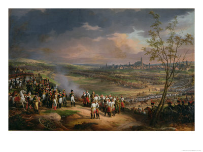 The Surrender of Ulm, 20th October 1805, 1815 Premium Giclee Print by Charles Thevenin