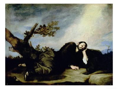 Jacob's Dream, 1639 Giclee Print by Jusepe de Ribera
