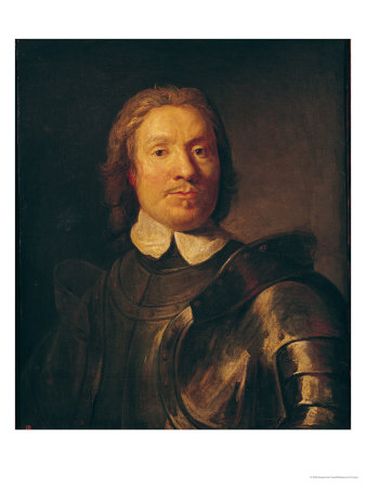 Oliver Cromwell (1599-1658) Premium Giclee Print by Gaspard de Crayer
