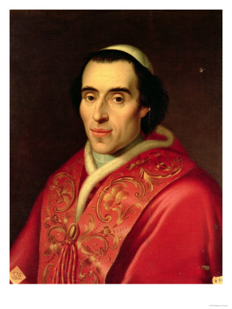 Pope Pius VII (1740-1823) Giclee Print at AllPosters.