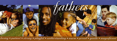 Fathers/Dad (Part 1 of 2) Laminated Poster