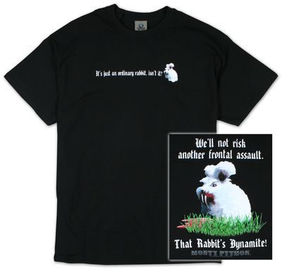 Monty Python - Killer Rabbit T-Shirt
