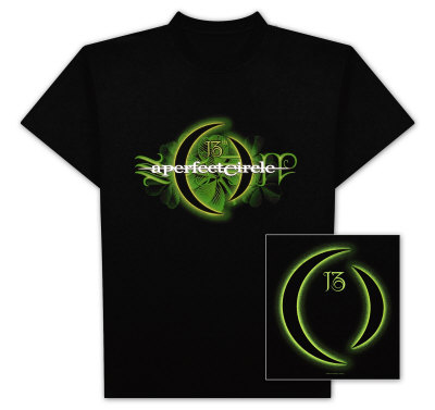 Perfect Circle – 13. Klee (13th Clover) T-Shirt