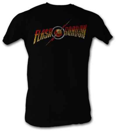Flash Gordon - Logo Shirts