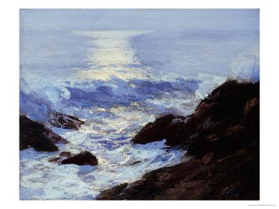 Moonlight Premium Giclee Print by Edward Henry Potthast