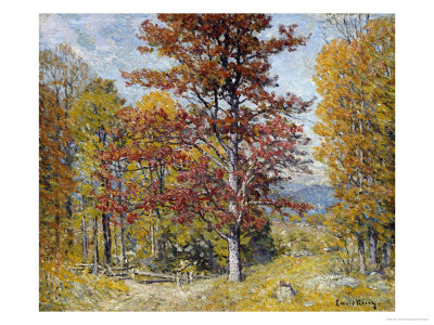 Early Autumn Premium Giclee Print by John Joseph Enneking