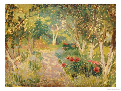 A Woodland Park Gicle-Druck