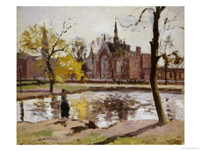 Dulwich College, London Giclee Print