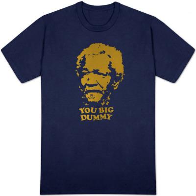 Redd Foxx - Big Dummy T-shirts