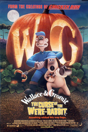 Wallace and Gromit: The Curse of the Wererabbit Double-sided poster