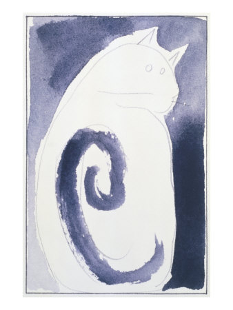 Cat III Giclee Print