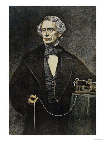 samuel morse quotes  Samuel Morse Lámina giclée en