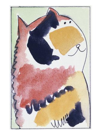 Cat #1 Giclee Print