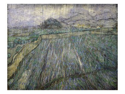 The Storm Giclee Print by Vincent van Gogh