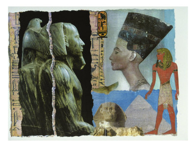 Civilizations Series: Ancient Egypt Giclee Print by Gerry Charm