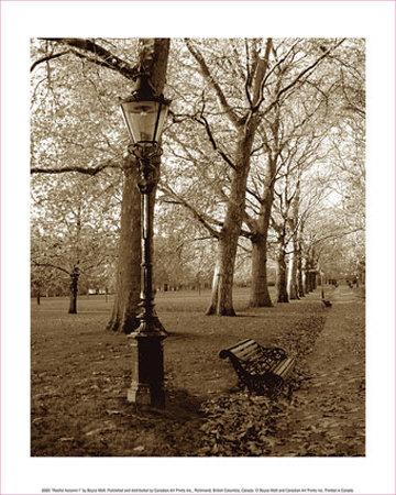 Restful Autumn I Prints by Boyce Watt