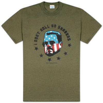 The Big Lebowski - I Don't Roll on Shabbas Shirts
