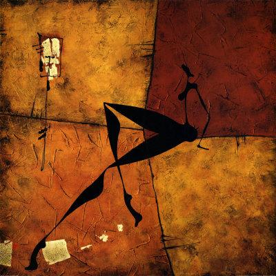 Si Accorse di Lui Posters by Roberto Fantini
