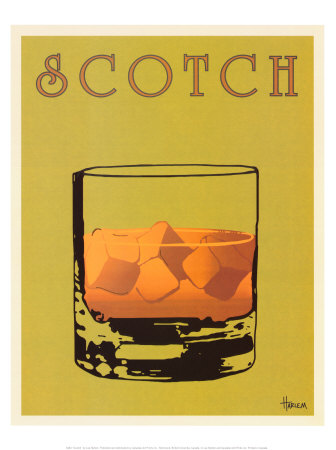 Scotch Reproduction d'art