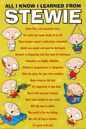 Family Guy: Life Lessons from Stewie Griffin