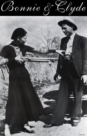 bonny and clyde. Bonnie amp; Clyde Posters at