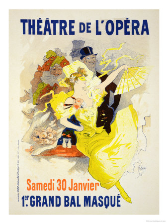 Reproduction of a Poster Advertising the First 