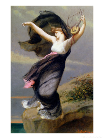 Poetry Premium Giclee Print by Gustave Clarence Rodolphe Boulanger
