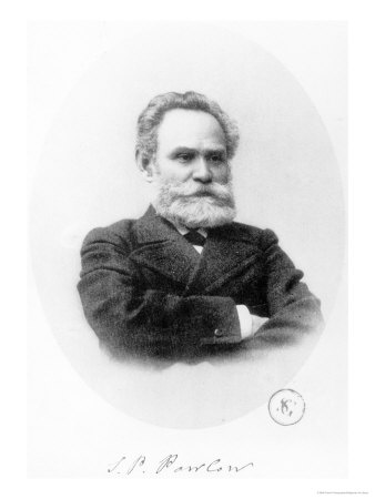 Ivan Petrovich Pavlov Premium Giclee Print