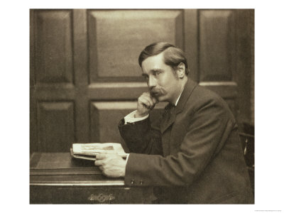 Informe 2012 - C9384 H.G. Wells Hollyer-frederick-portrait-photograph-of-herbert-george-wells-by-frederick-hollyer-1903
