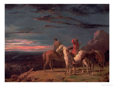 A Party of Explorers, 1851 Giclee Print by William Tylee Ranney