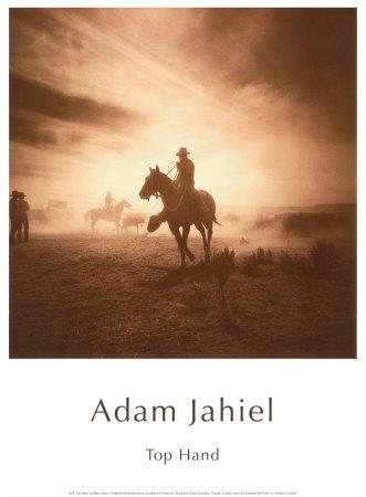 Top Hand Prints by Adam Jahiel