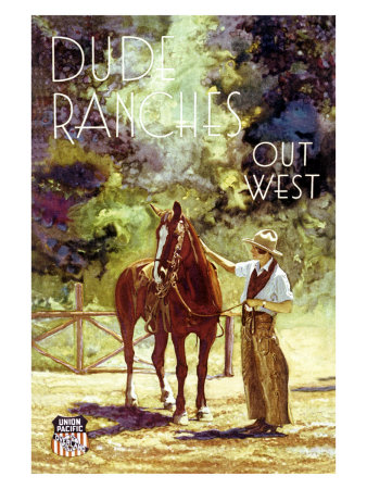 Union Pacific, Dude Ranch Lmina gicle