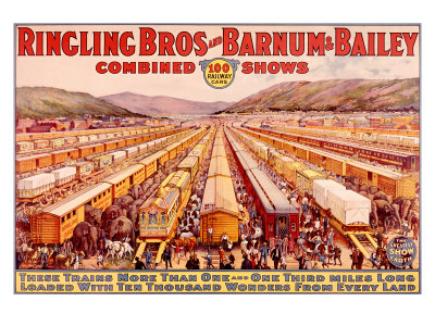 Barnum And Bailey. and Barnum Bailey Circus: