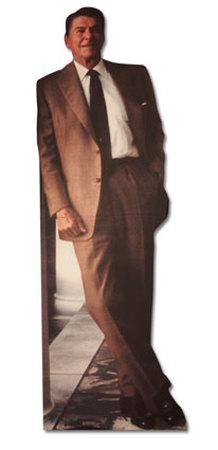 President Reagan Cardboard Cutouts