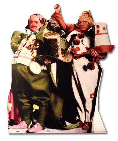 Muchkins - Wizard of Oz Movie Cardboard Cutouts